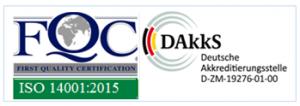 Dakks Logo 14001